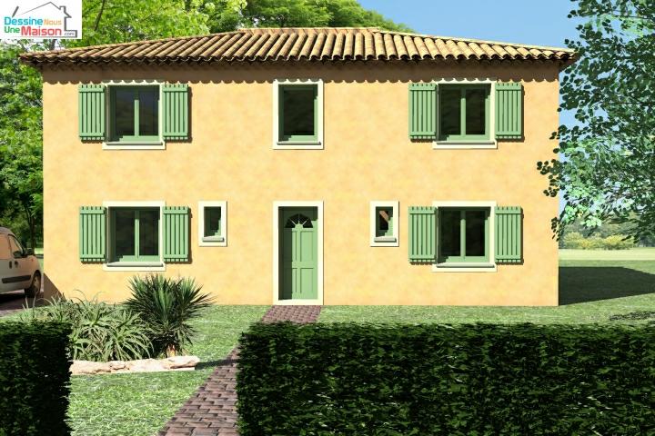 Déposer un permis de construire, plan maison contemporaine, traditionnelle ...